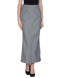 Combobella Long Skirts Grey