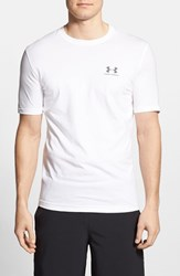 Men's Under Armour 'Sportstyle' Charged Cotton Loose Fit Logo T Shirt