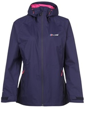 Berghaus Stormcloud Outdoor Jacket Evening Blue Royal Blue