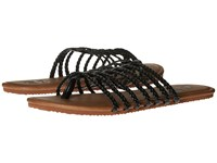 Billabong Beach Braidz Sandal Off Black Women's Sandals