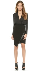 Bec And Bridge Ride Or Die Long Sleeve Dress Black