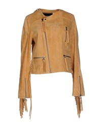 Ash Coats And Jackets Jackets Women Ochre