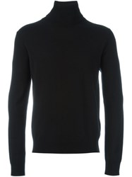 Paul Smith Turtle Neck Jumper Black