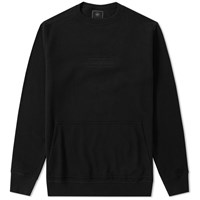 Mhi Maharishi Miltype Crew Sweat Black