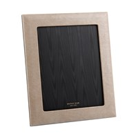 Graphic Image Leather Photo Frame Brown Tejus 8'X10
