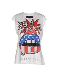 Philipp Plein Couture Topwear T Shirts Women