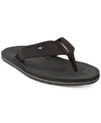 O'neill Men's Nacho Libre Molded Sandals