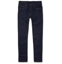 Levi's 505C Slim Fit Tapered Stretch Denim Jeans Indigo