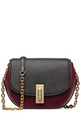 Marc Jacobs West End Jane Leather Shoulder Bag Multicolor