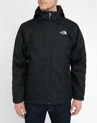 The North Face Black Quest Waterproof Breathable Jacket