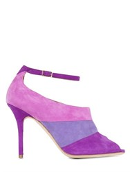 Malone Souliers 110Mm Sheila Cutout Suede Boots