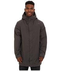 The North Face El Misti Trench Coat Graphite Grey Men's Coat Gray