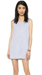 Vale Mini Dress Grey Marle