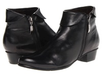 Spring Step Stockholm Black Women's Zip Boots