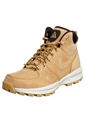 Nike Sportswear Manoa Laceup Boots Haystack Velvet Brown Light Brown