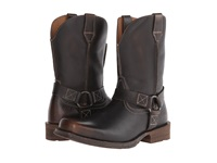Ariat Rambler Harness Brushed Brown Cowboy Boots
