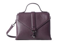 Ecco Isan Crossbody Mauve Cross Body Handbags Neutral