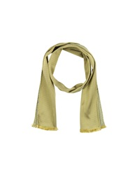 Fe Fe Fefe Oblong Scarves Military Green