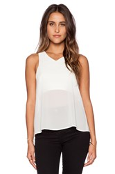 Minty Meets Munt Hidden Truth Top White