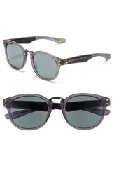 Women's Nike 'Achieve' 52Mm Sunglasses Matte Crystal Dark Grey