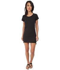 Alternative Apparel Eco Jersey T Shirt Dress Eco True Black Women's Dress