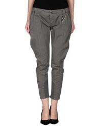 40Weft Casual Pants Lead