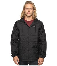 Vans Santiago Iii Jacket Black Men's Coat