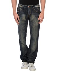 Acht Denim Denim Trousers Men Blue