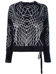 Marcelo Burlon County Of Milan 'Torreon' Sweatshirt Black