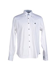 Armata Di Mare Shirts Shirts Men White