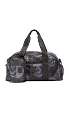 Terez X Go Sac Premium Gym Bag Crystal Skull