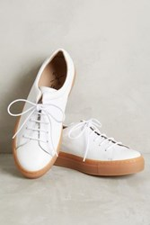 Anthropologie Kmb Dion Sneakers White