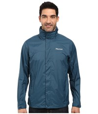 Marmot Precip Jacket Denim Men's Jacket Blue