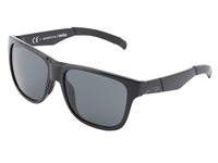 Smith Optics Lowdown Black Frame Polarized Gray Sport Sunglasses