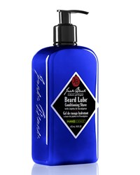 Beard Lube Conditioning Shave Balm 16 Oz. Jack Black