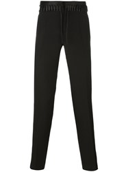 Haider Ackermann Lace Up Detail Trousers Black