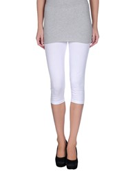 Vero Moda Trousers Leggings Women White