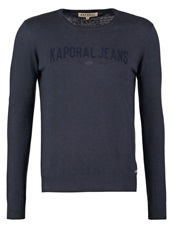 Kaporal Wipo Jumper Navy Dark Blue