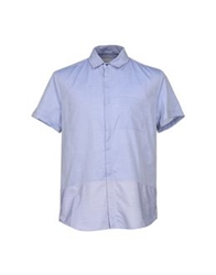 Richard Nicoll Shirts Blue