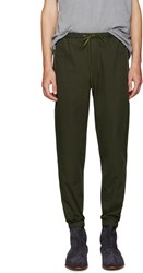 3.1 Phillip Lim Green Utility Trousers