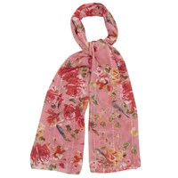 Oasis Butterfly Rose Scarf Multi