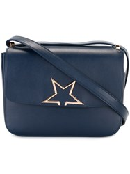 Golden Goose Deluxe Brand 'Vedette' Shoulder Bag Blue
