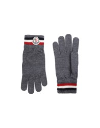Moncler Accessories Gloves Women Dark Blue