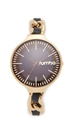 Rumbatime Orchard Chain Lights Out Watch