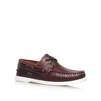 Kurt Geiger Sorrento Leather Loafers Loafers Brown