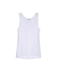 Geox Tops White