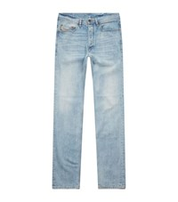 Diesel Cheyenne Loose Fit Jeans Male Light Blue
