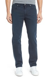 Fidelity Men's Denim 'Jimmy' Slim Straight Leg Jeans Colbalt