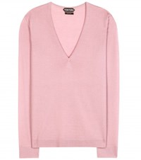 Tom Ford Cashmere Sweater Pink