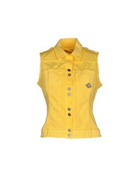 Roy Rogers Roy Roger's Coats And Jackets Jackets Women Yellow